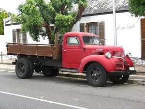 Transporter oder LKW gesucht!
